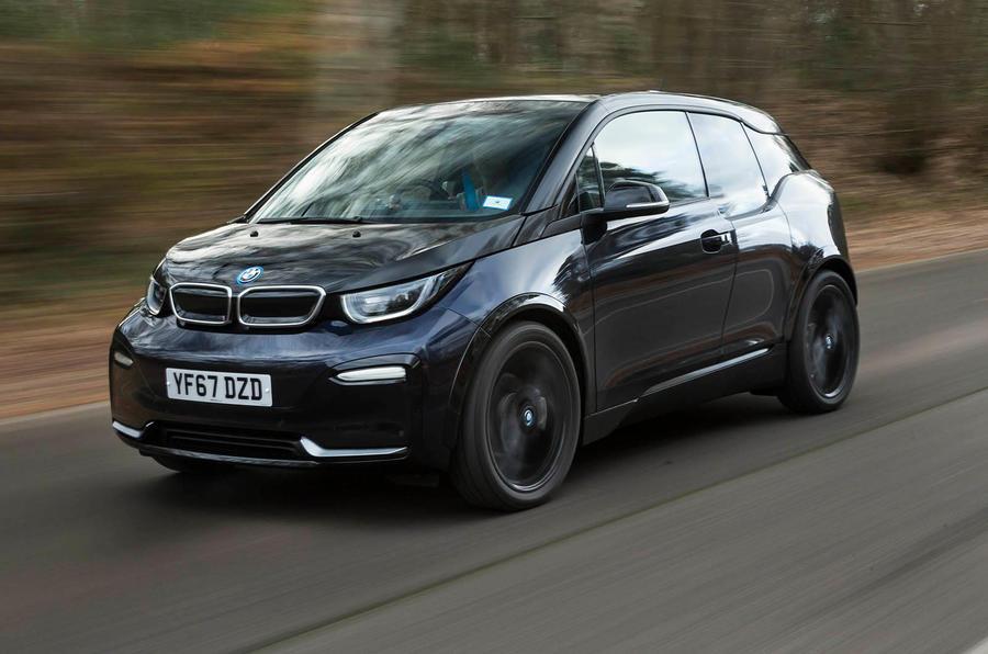 BMW I3s ...