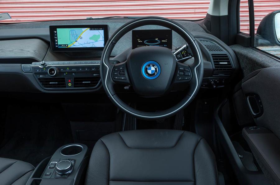 ... BMW I3s ...