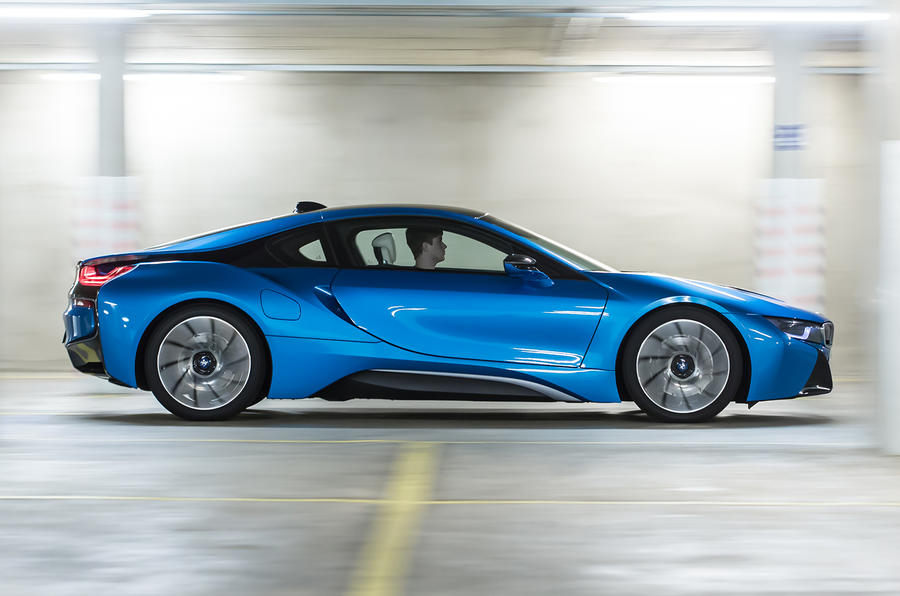 BMW i8 UK first drive review