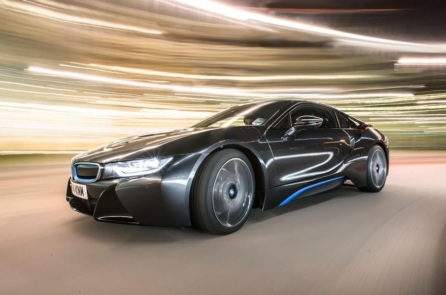 4.5 star hybrid BMW i8