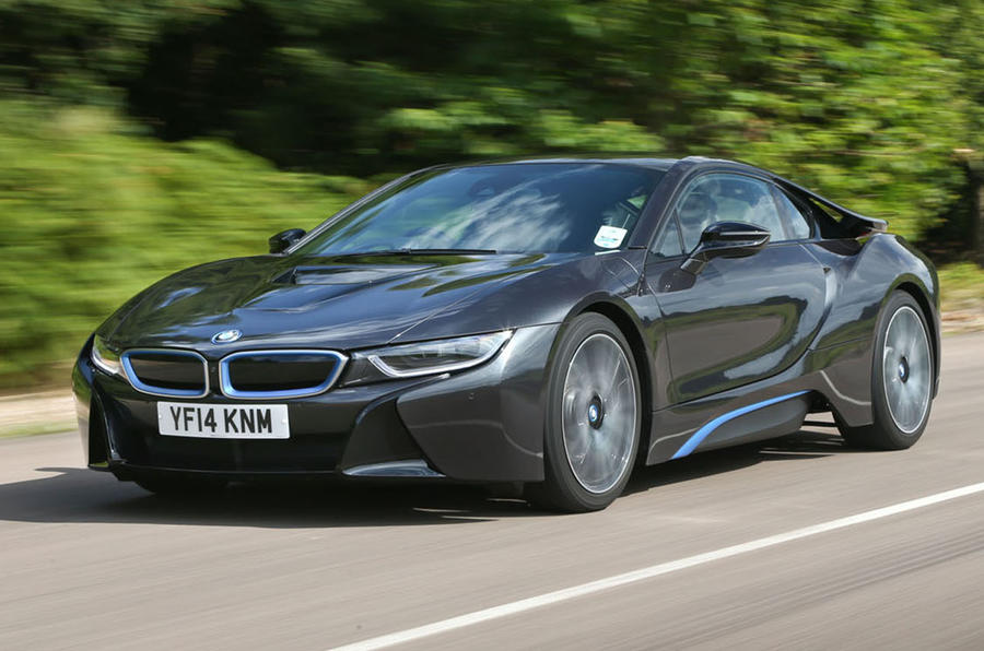 Bmw I8 Review 2018 Autocar