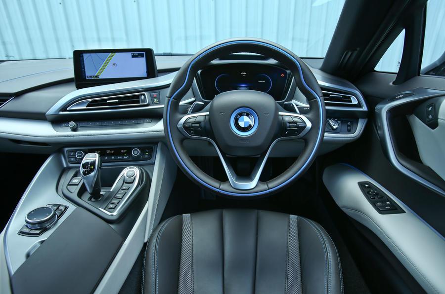 BMW I8 Reviews Price Photos And Specs Car Driver