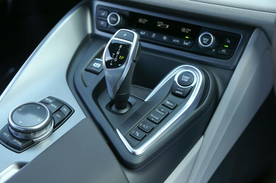 Marvelous The Controls Are Intuitively Placed And Shared With Other BMW Models