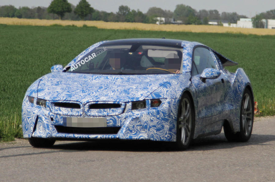 Bmw I8 To Cost More That 80k Autocar