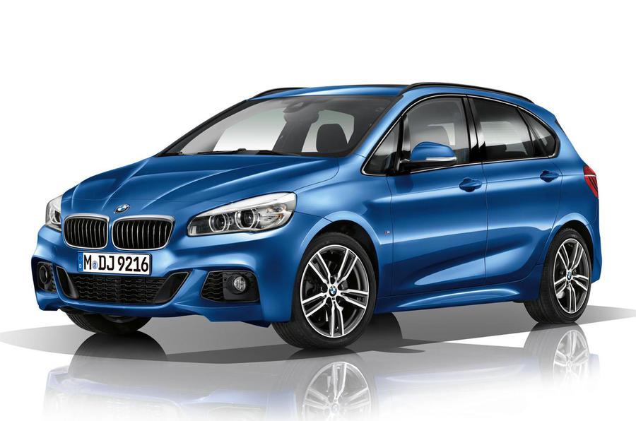Quick news: BMW 2-series Active Tourer M Sport; Dongfeng PSA deal
