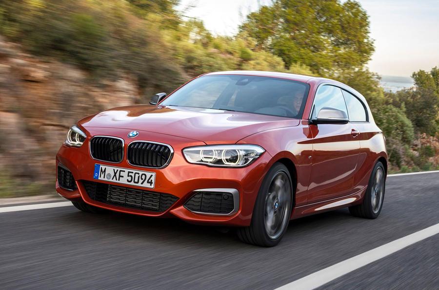 £31,725 BMW M135i