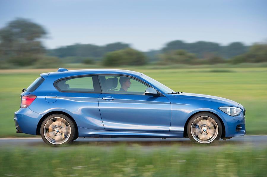 £31,595 BMW M135i