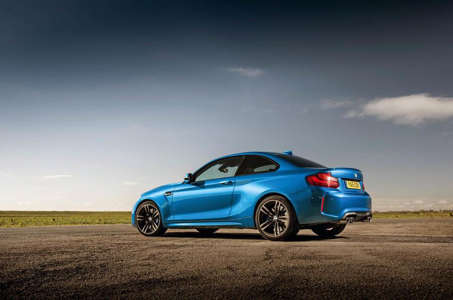 £44,080 BMW M2
