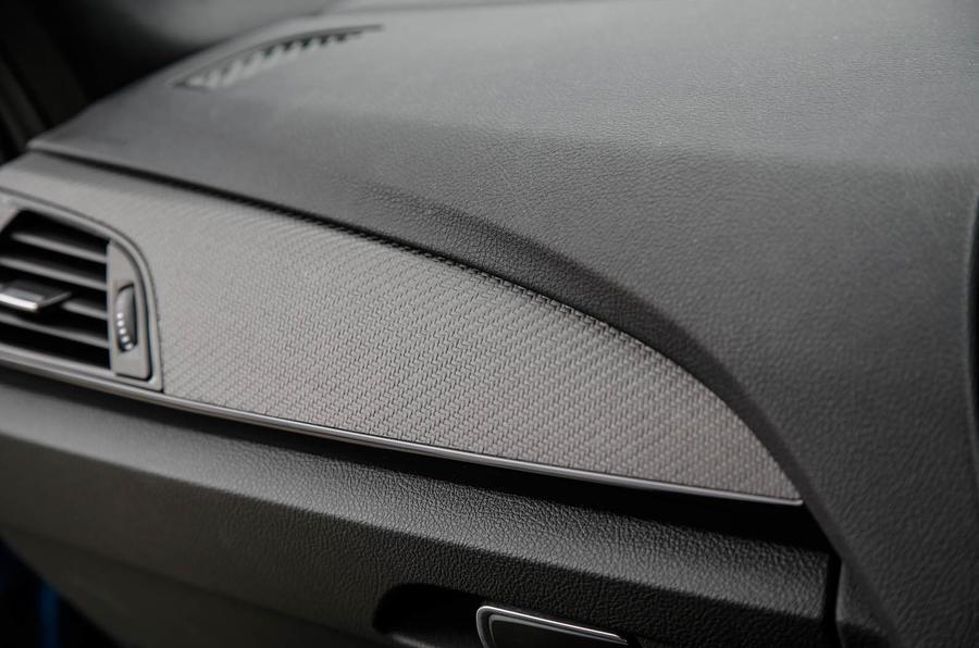 BMW M2 air vents
