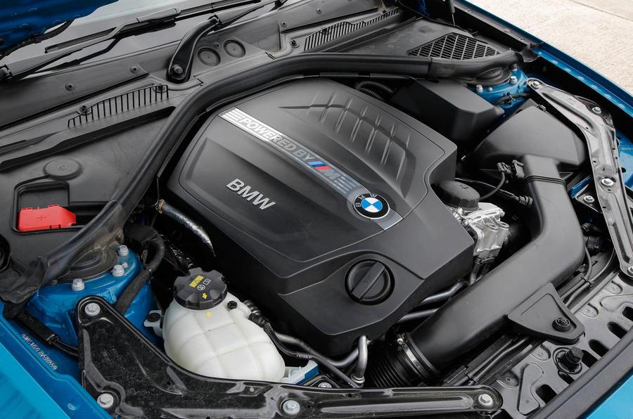 3.0-litre BMW M2 petrol engine