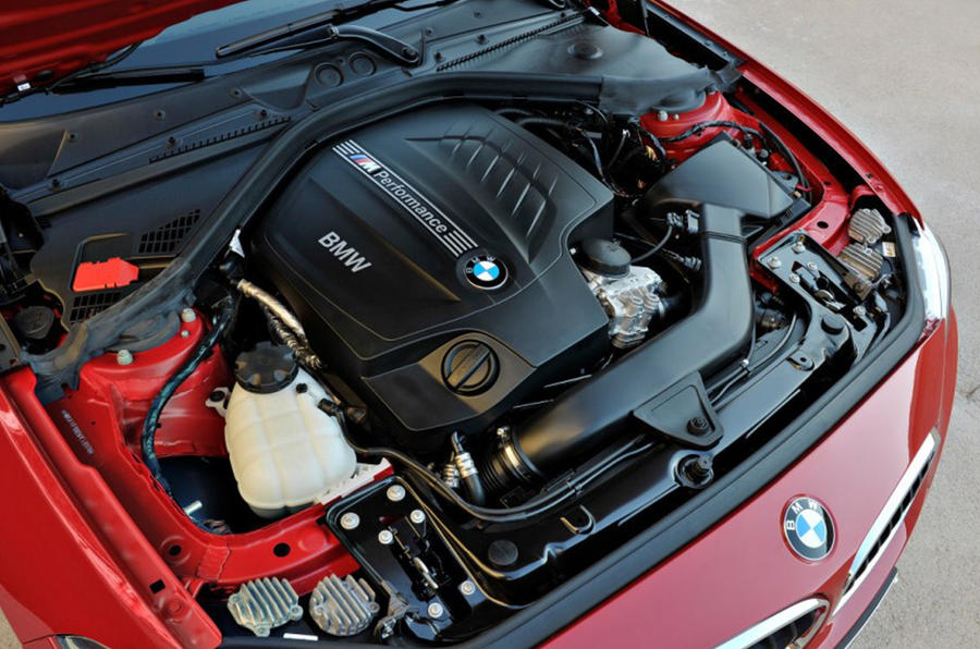 BMW M235i revealed in leaked pictures