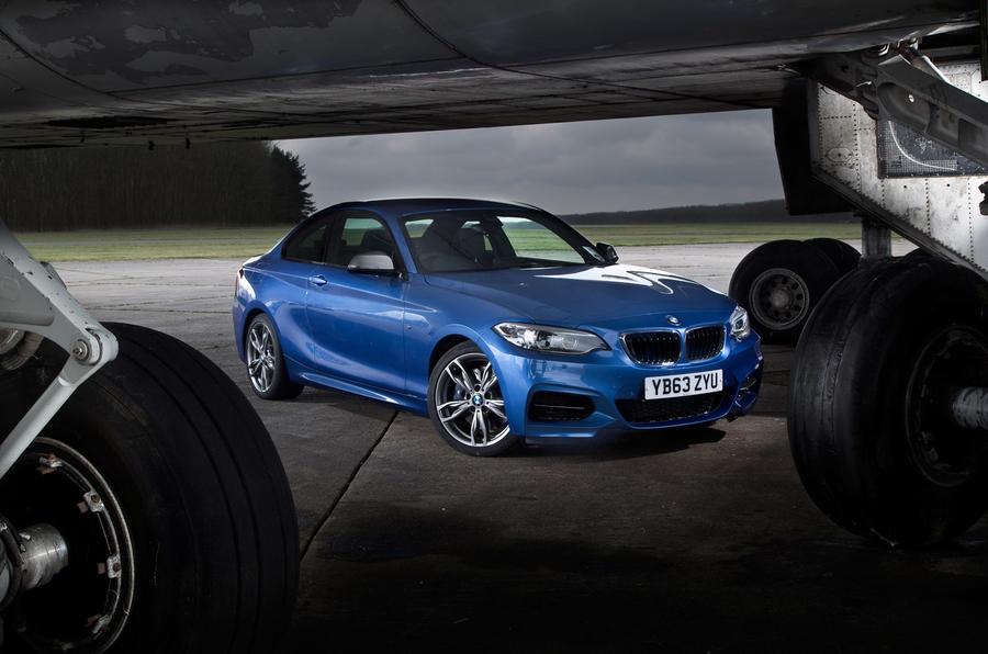4.5 star BMW M235i Coupé
