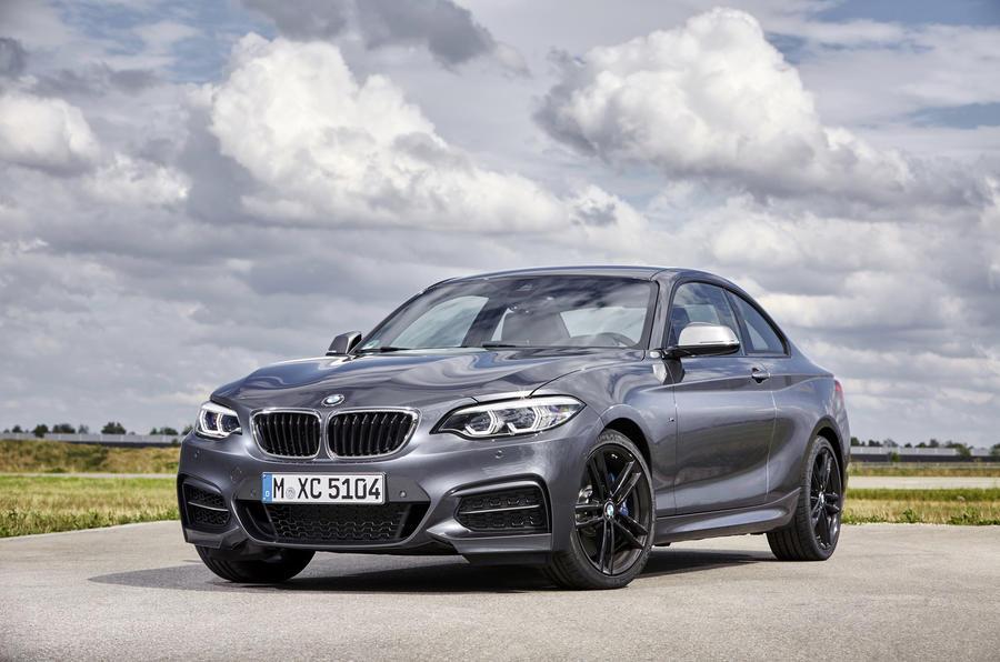 4.5 star BMW M240i