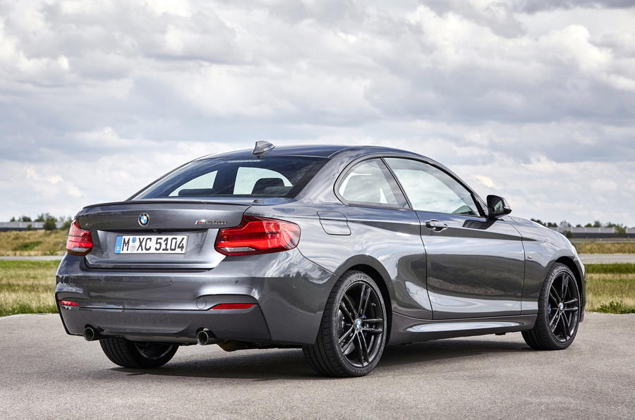 bmw m240i performance autocar. Black Bedroom Furniture Sets. Home Design Ideas
