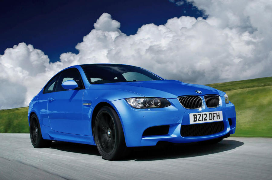 BMW M3 Limited Edition: official