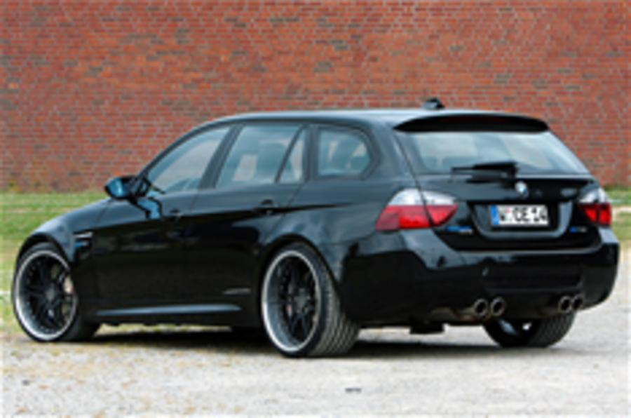 V10-powered BMW M3 estate