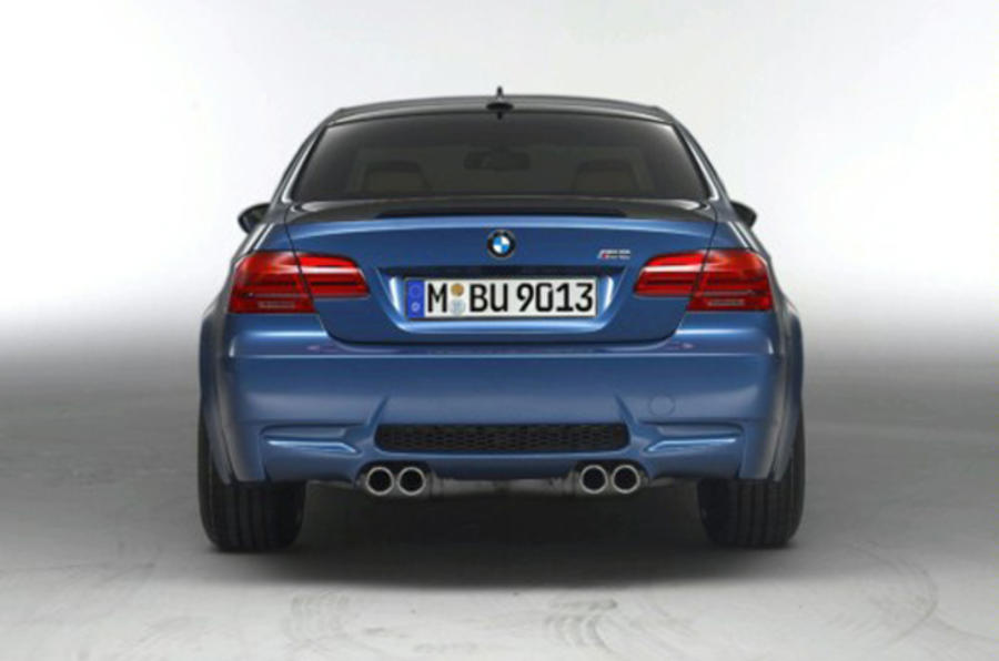 New BMW M3 Competition Pack