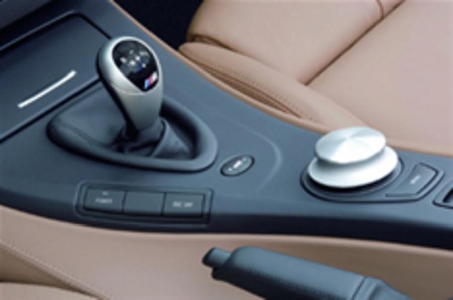 BMW changes gear