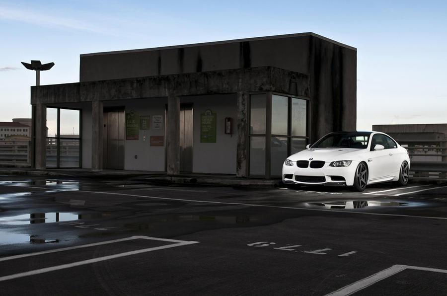 'Sportier' BMW M3 revealed
