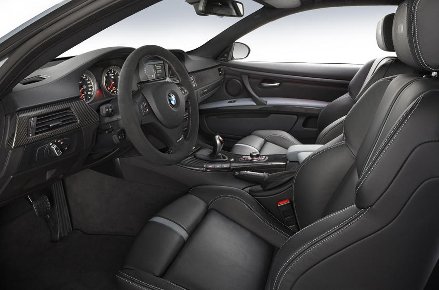 Special edition BMW M3 revealed