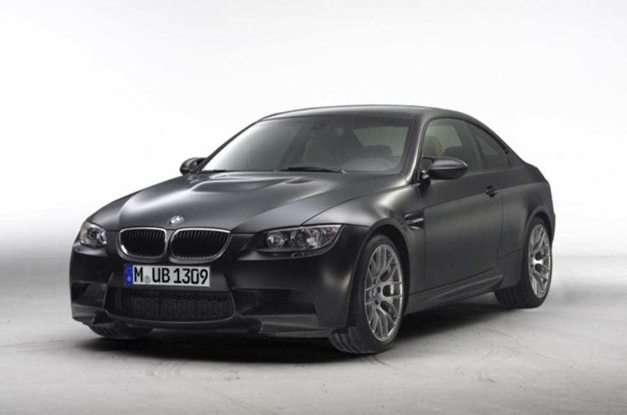 BMW M3 gets striking new look