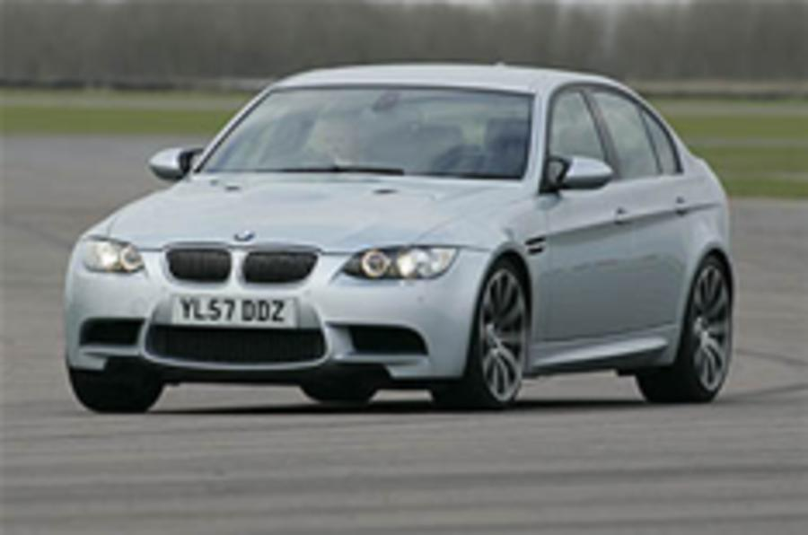 BMW M division sales up