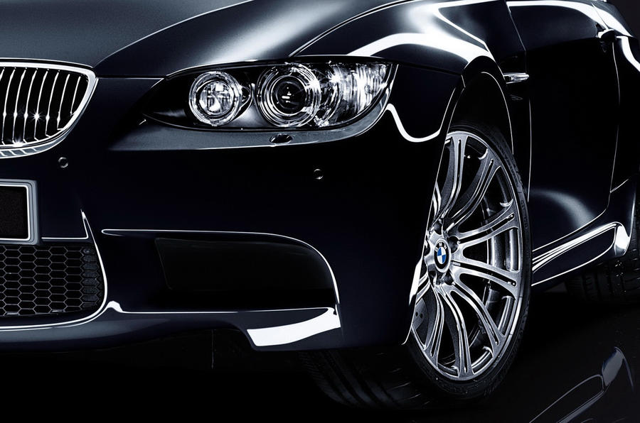 Special BMW M3 for China