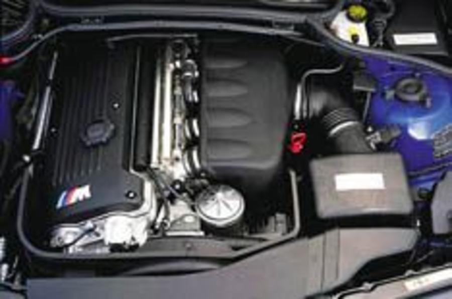 M3 engines fail