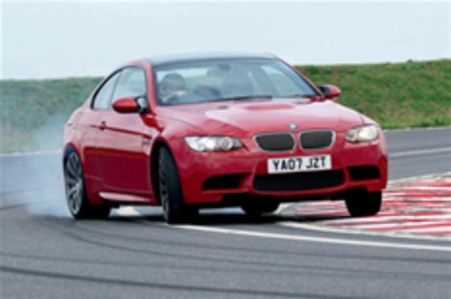 BMW M-division defies downturn