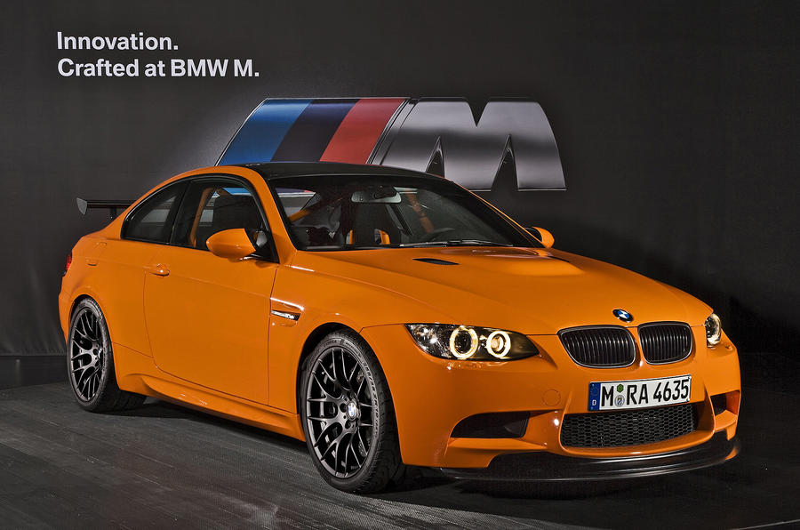 BMW M3 GTS tech revealed