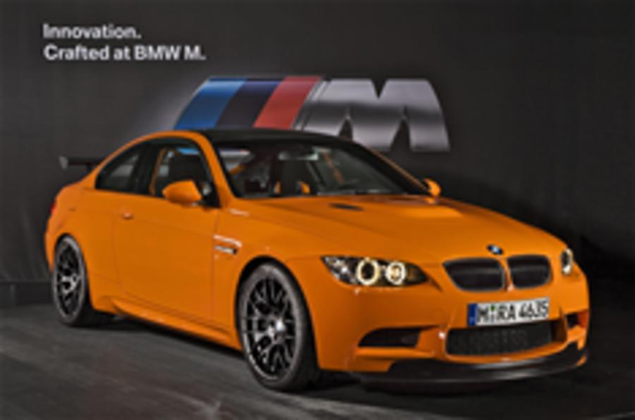 Hardcore BMW M3 GTS revealed