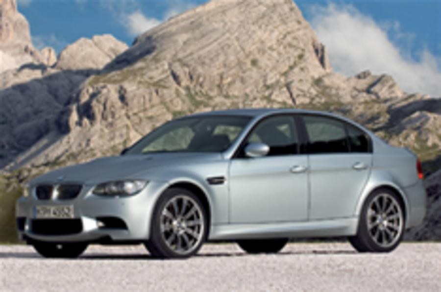 New M3 phwoar-door roars in