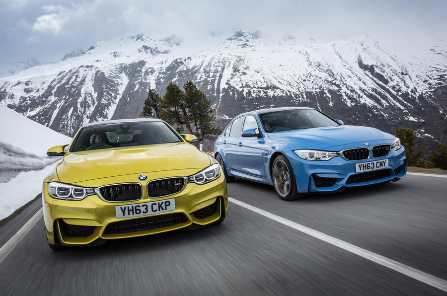 Bmw M3 Review 2019 Autocar
