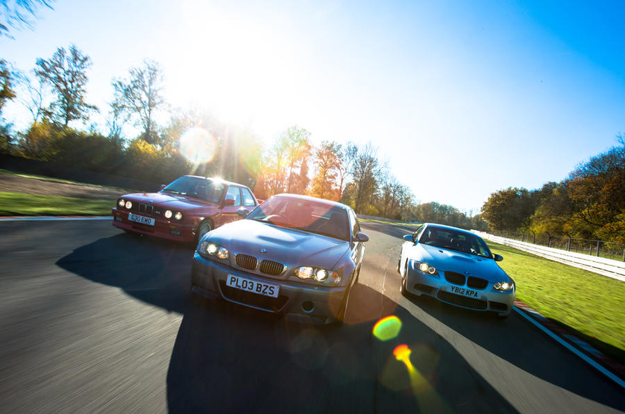 Saying goodbye to the BMW M3 Coupe - picture gallery