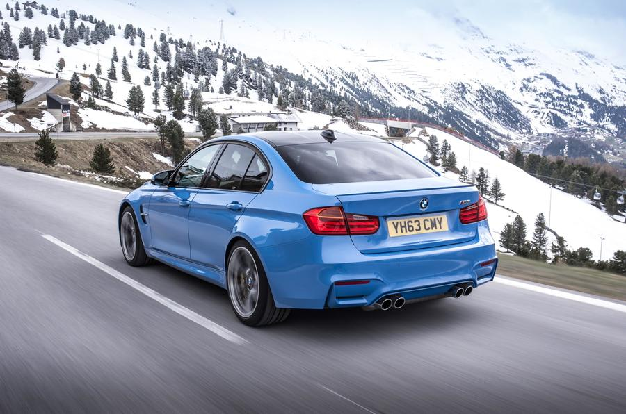 Bmw M3 Review 2017 Autocar