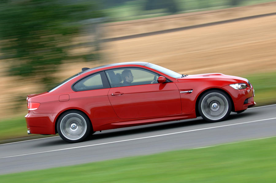 The 414bhp BMW M3 Coupé