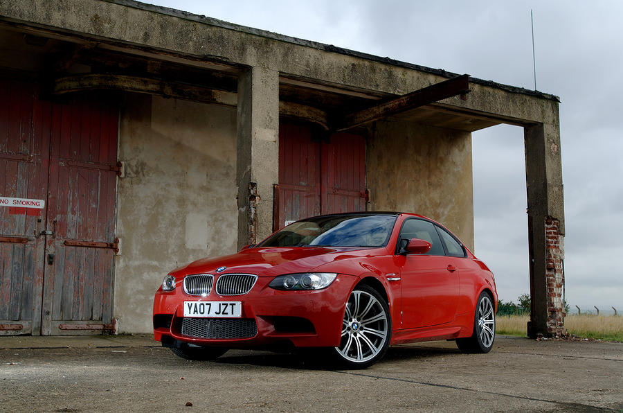4 star BMW M3 Coupé