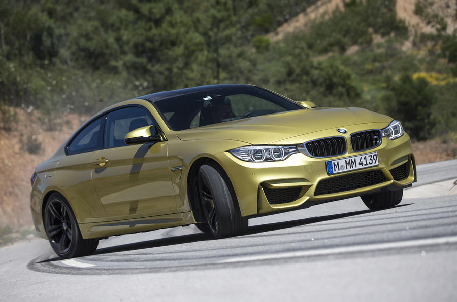 Special BMW M4 coupe prepares for Goodwood debut