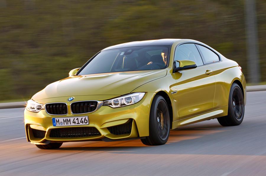 155mph BMW M4