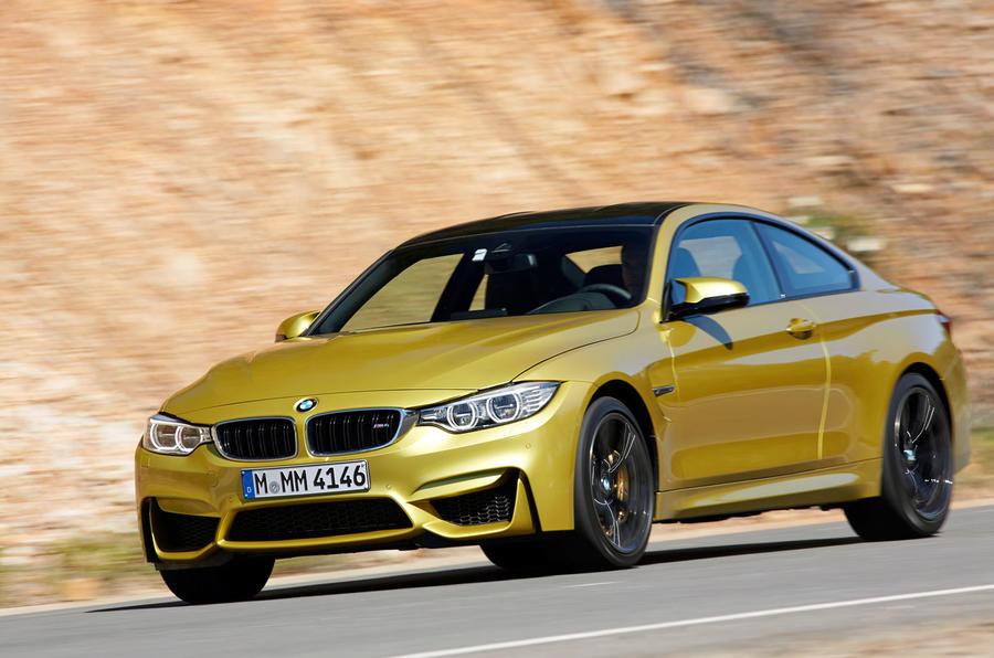 £56,635 BMW M4