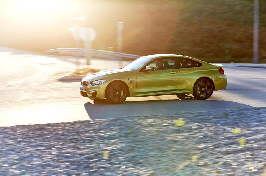 1537kg BMW M4