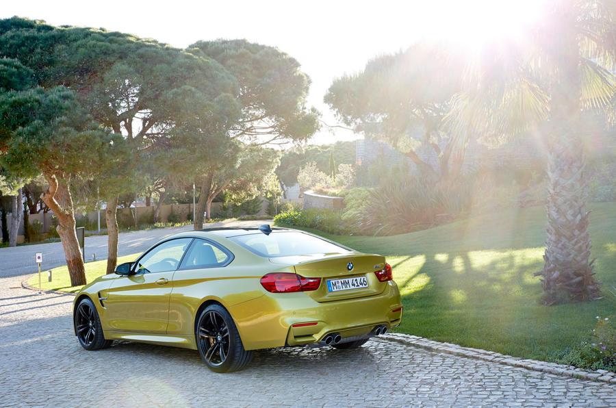174mph BMW M4