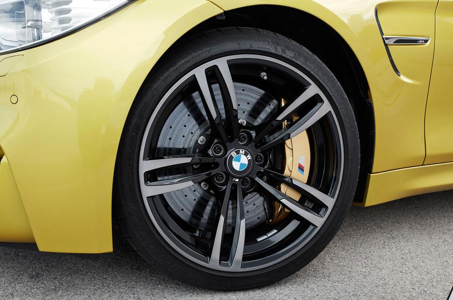 18in BMW M4 alloys