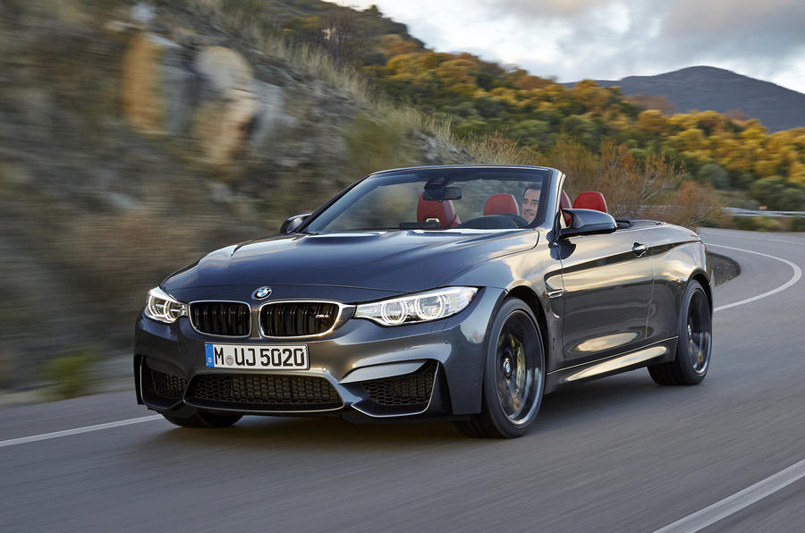 bmw m4 convertible revealed with 425bhp autocar. Black Bedroom Furniture Sets. Home Design Ideas