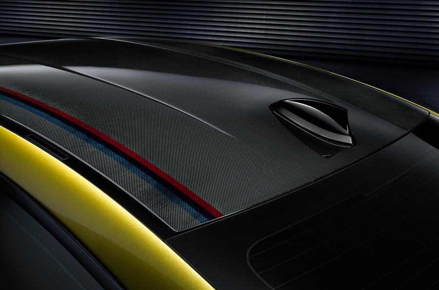 BMW M4 concept revealed