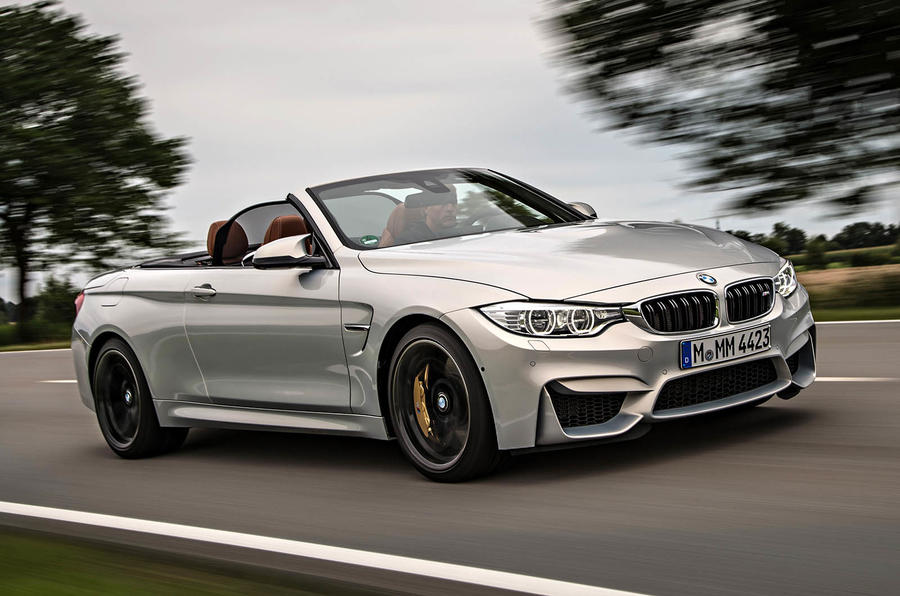 bmw m4 convertible m dct first drive
