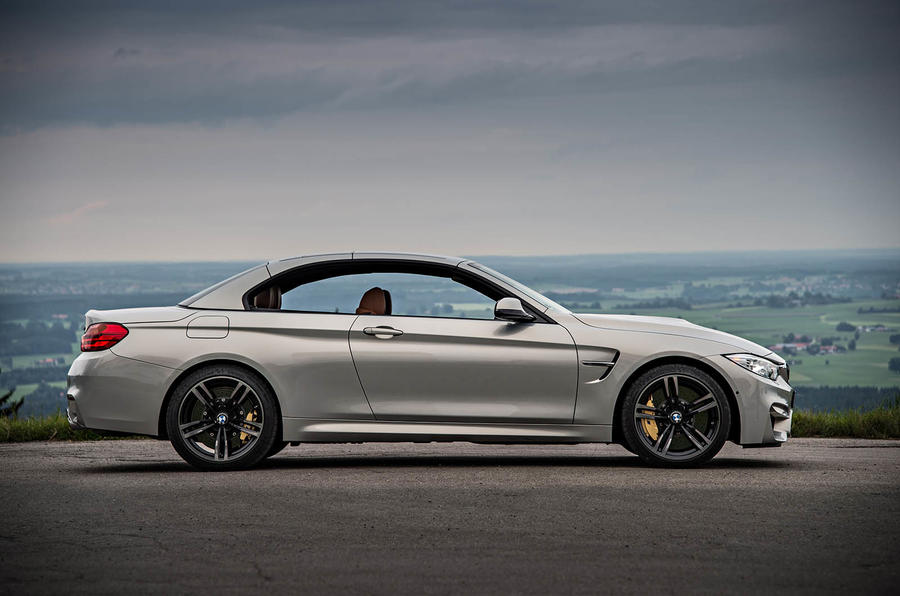 BMW M4 convertible first drive review