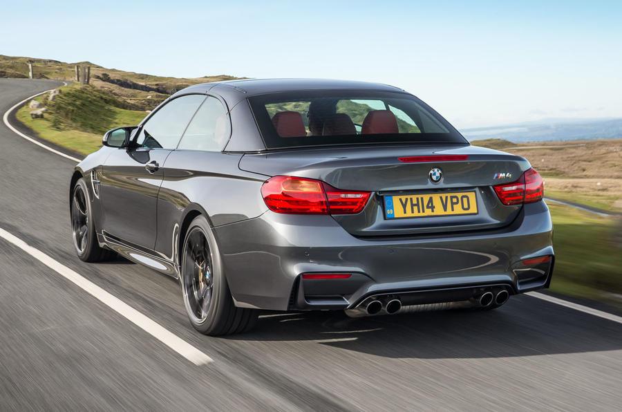 £63,375 BMW M4 Convertible