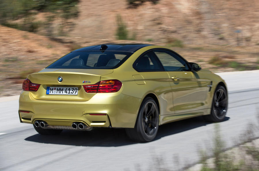Comparison: new BMW M4 vs Mercedes-Benz C63 AMG