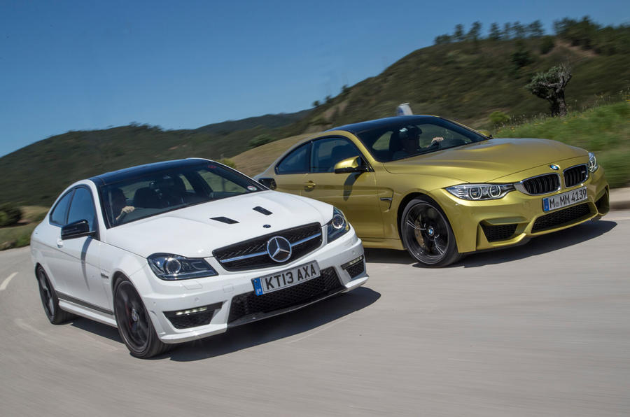 Comparison: New BMW M4 Vs Mercedes Benz C63 AMG